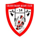 Grand-Champ Rugby Club -14 Logo
