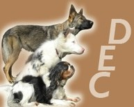 Dauphiné Education Canine logo