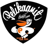 Pelikaanit 01-juniorit Logo