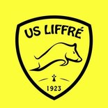 Us Liffré foot U13 Logo