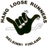 Hang Loose Runners Logo