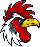 Ristonmaan Roosters Logo
