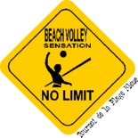 salon beach Logo