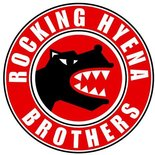Rocking Hyena Brothers Logo