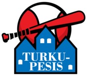 Turku-Pesis E-juniorit Logo