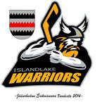 Islandlake Warriors Logo