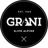 GrIFK Alpine Alpha Beta Logo
