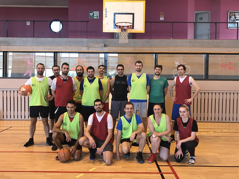 ASM Basket: photo d'équipe